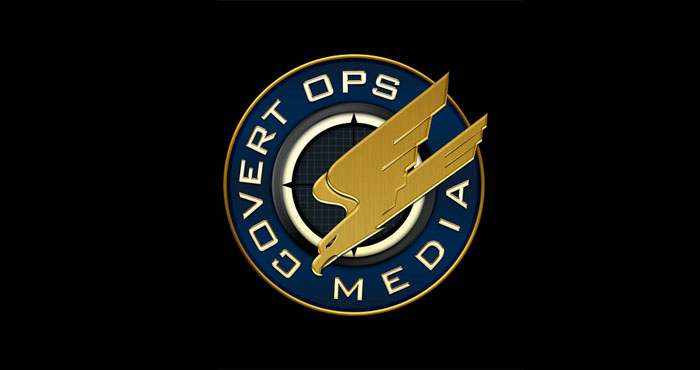 Covert Ops Media – Logo Design